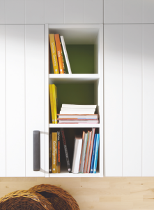 Kitchen Bookshelf
