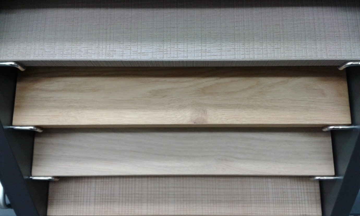 Veneered Next 125 doors