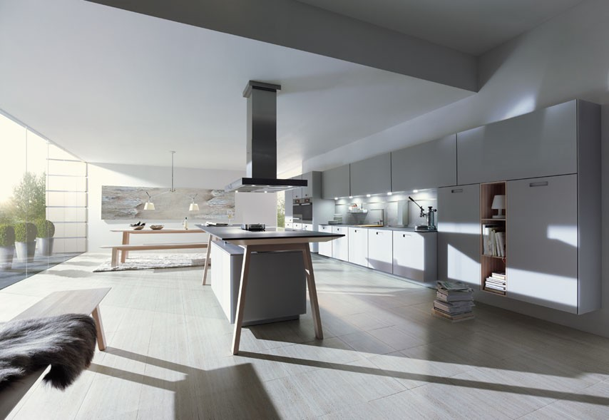 Grey Kitchen Colour Trend