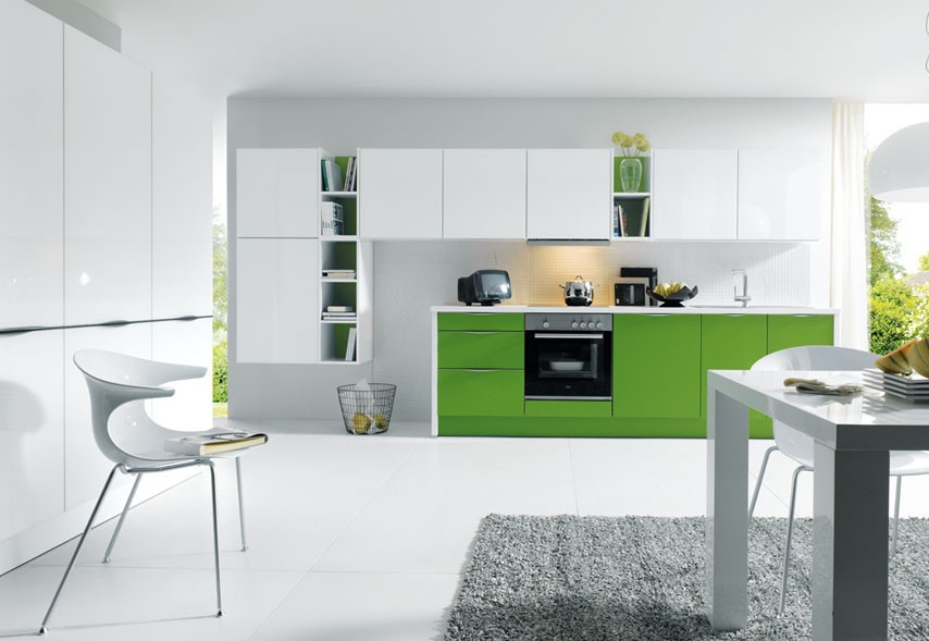 Two Tone Kitchen Colour Trend