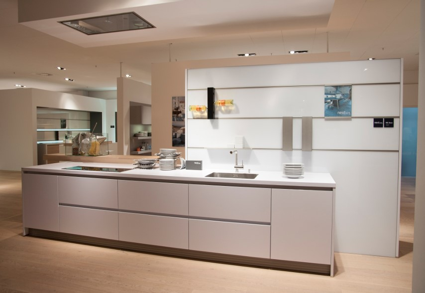 White Kitchen Colour Trend