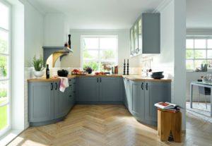 Ushaped kitchens
